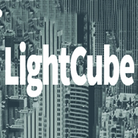 LIGHT CUBE logo