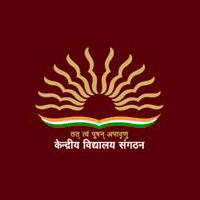 Kendriya Vidyalaya Siwan logo