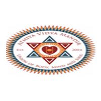 Atmiya Vidya Madir logo