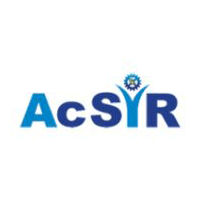 Academy of Scientific and Innovative Research logo