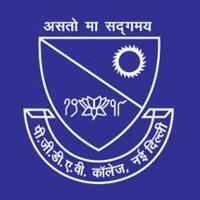 P.G.D.A.V. College (Eve.) (University of Delhi) logo