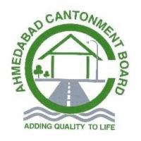 Cantonment Board, Ahmedabad logo