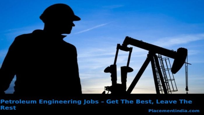 Petroleum Engineering Jobs