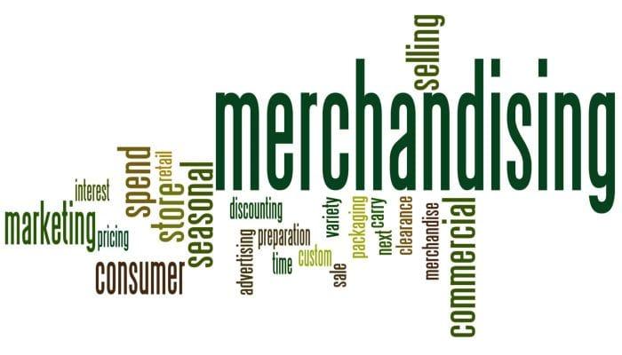 job in merchandising