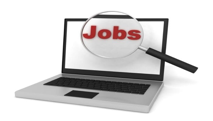 find the right online job site