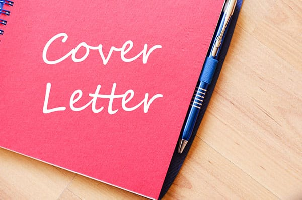 written cover letters