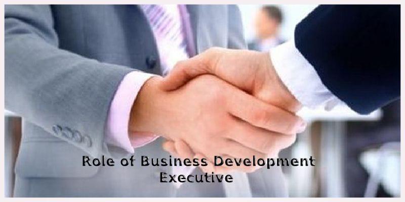 Business Development Executive Job
