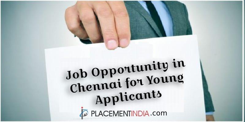 jobs in Chennai