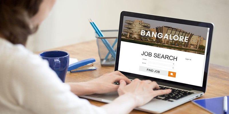 Job in Bangalore