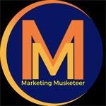 Marketing Musketeer Company Logo