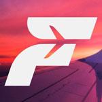 Fly India Aviation Company Logo