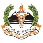 Shree Balaji Hospital Company Logo