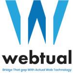 Webtual Technologies Pvt Ltd Company Logo
