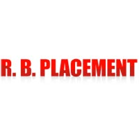 R B Placement logo