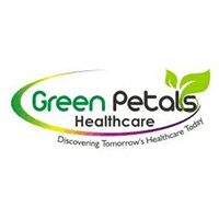 Green Petals Healthcare logo
