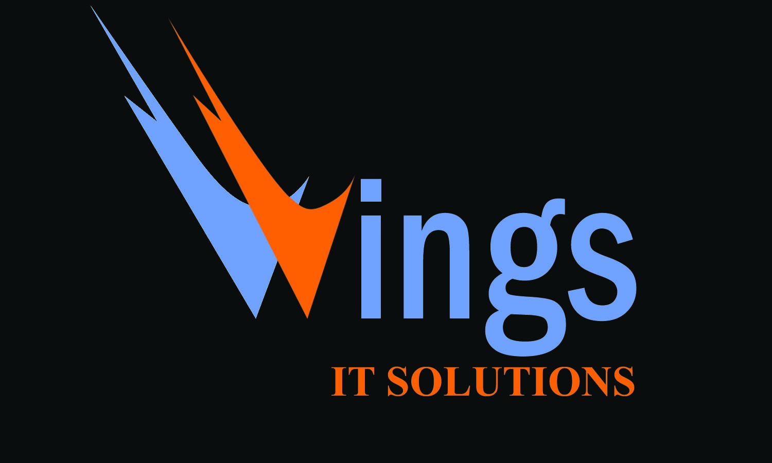 Wings IT Solutions Logo