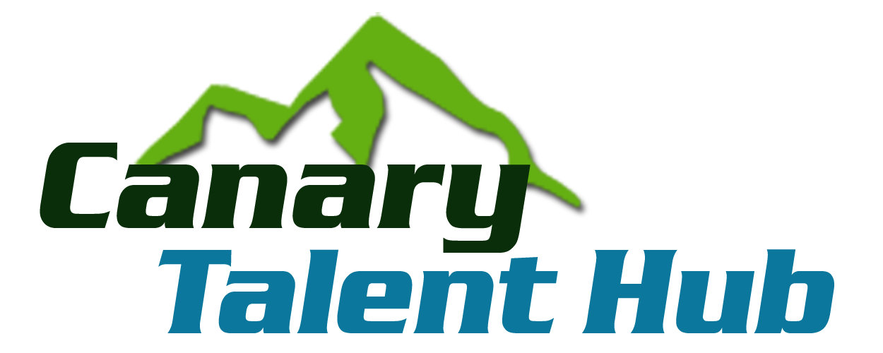 Canary Talent Hub logo