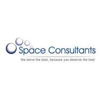 Space Consultant Company Logo