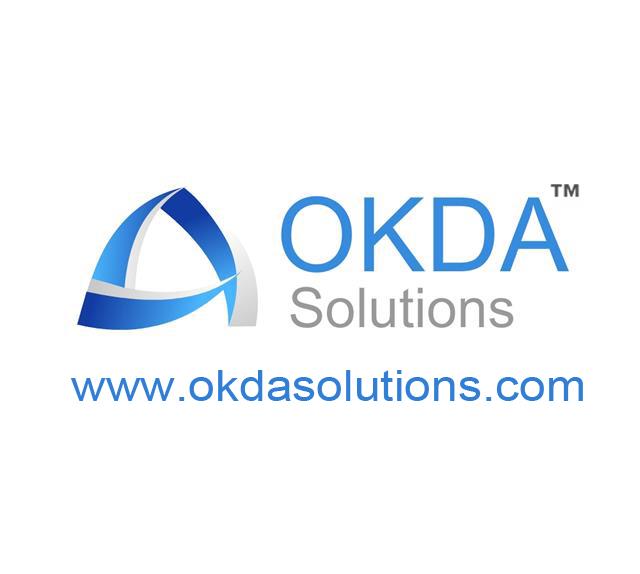 Okda Solutions logo