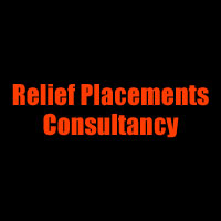 Relief Placements logo