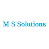 M S Solutions Logo