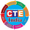 Career and Technical Education India logo