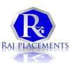 Raj Placements Logo