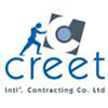 Creet International Contracting Company Logo