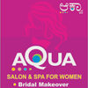 Aqua Salon & Spa logo