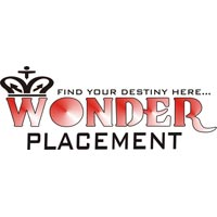 WONDER PLACEMENTS logo