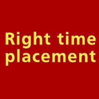 Right Time Placement logo