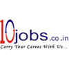 10jobs.co.in Logo