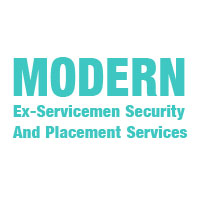 Modern Ex-Servicemen Security And Placement Services Logo