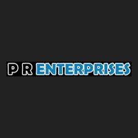 P R Enterprises Logo