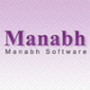 Manabh Software logo