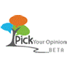 Pickyouropinion logo