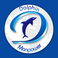 Dolphin Manpower Company Logo
