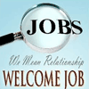 Welcome Job Placement Service Logo