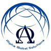 Alpha Global Solutions logo