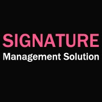 Signature Management Solutions logo