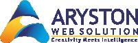 Aryston Web Solution Company Logo