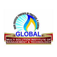 Global Multi Solution institute of management technology, & manpawer contactor logo