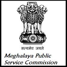 Meghalaya Public Service Commission Company Logo