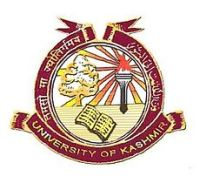 University of Kashmir Company Logo