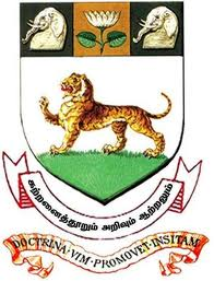 University of Madras Company Logo