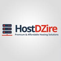 Hostdzire Web Services Pvt. Ltd. logo