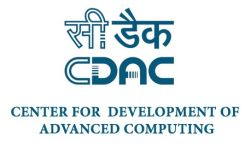 Centre for Development of Advanced Computing Company Logo