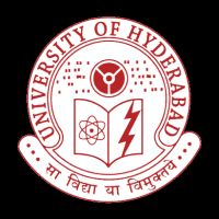 University of Hyderabad Company Logo