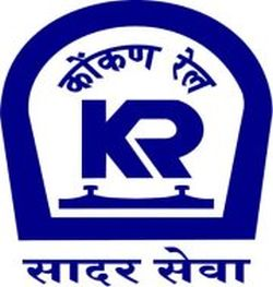 Konkan Railway Corporation Limited Company Logo