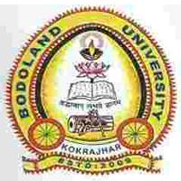 Bodoland University Company Logo
